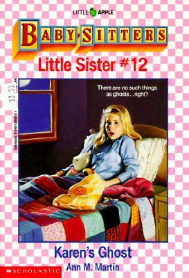 Image for Karen's Ghost (Baby-Sitters Little Sister, 12)