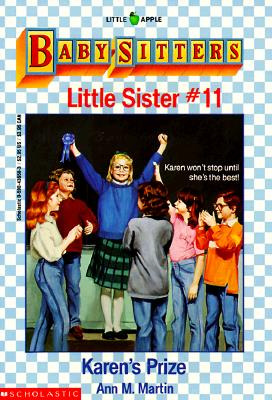 Image for Karens Prize (Baby-Sitters Little Sister, 11)