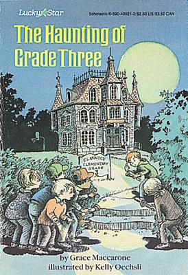 The Haunting Of Grade Three (Lucky Star), GRACE MACCARONE