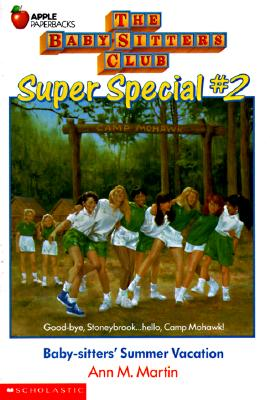 Image for Baby-Sitter's Summer Vacation (Baby-Sitters Club Super Special, 2)