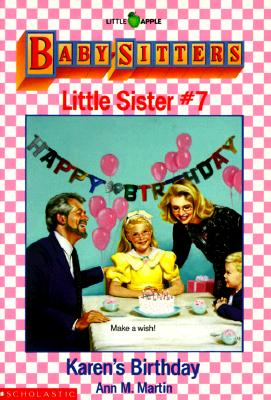 Image for Karen's Birthday (Baby-Sitters Little Sister, 7)