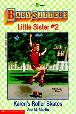 Image for Karen's Roller Skates (Baby-Sitters Little Sister #2)