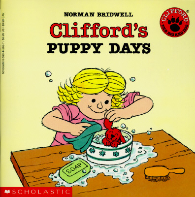 Clifford's Puppy Days (Clifford), Norman Bridwell