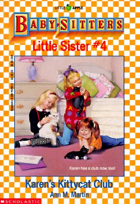 Image for Karen's Kittycat Club (Baby-Sitters Little Sister, No. 4)