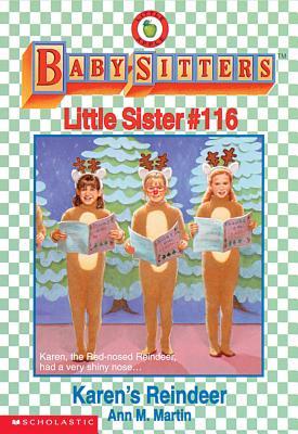 Image for Karen's Little Sister (Baby-Sitters Little Sister #6)