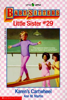 Image for Karen's Cartwheel (Baby-Sitters Little Sister, No. 29)