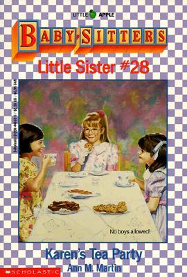 Image for Karen's Tea Party (babysitters little siser # 28)