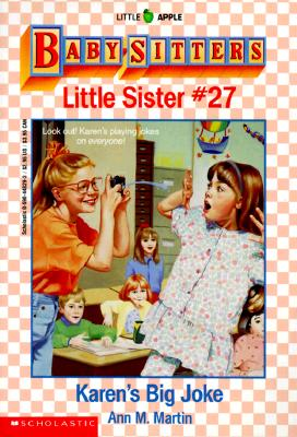 Image for Karen's Big Joke (Baby-Sitters Little Sister, No. 27)