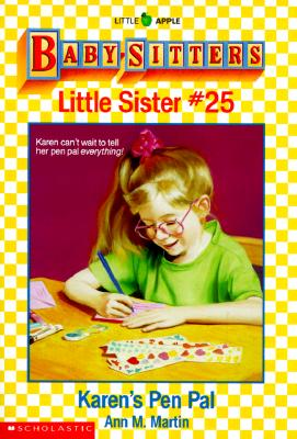 Image for Karen's Pen Pal (Baby-Sitters Little Sister, No.25)