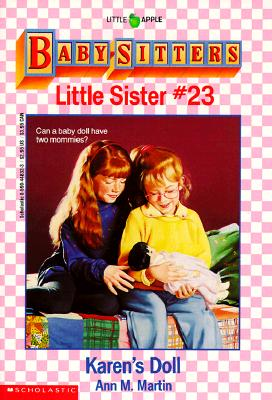 Image for Karen's Doll (Baby-Sitters Little Sister, No. 23)