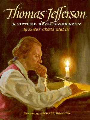 Image for THOMAS JEFFERSON: A PICTURE BOOK BIOGRAPHY