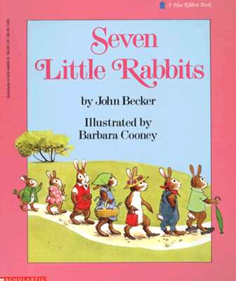 Image for Seven Little Rabbits (Blue Ribbon)