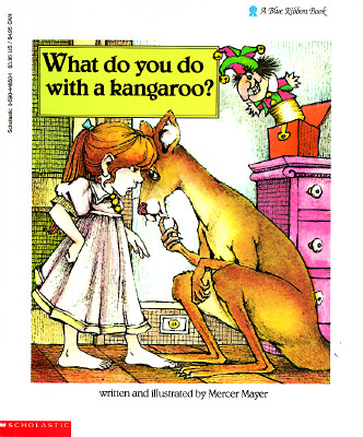 Image for What Do You Do With A Kangaroo?