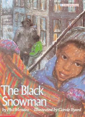 Image for The Black Snowman (Blue Ribbon Book)