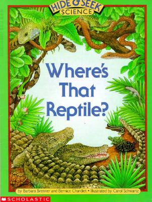 Image for WHERE'S THAT REPTILE?