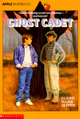Image for Ghost Cadet (Apple Paperbacks)