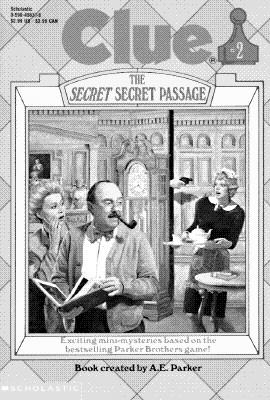 Image for The Secret Secret Passage (Clue Books, No 2)