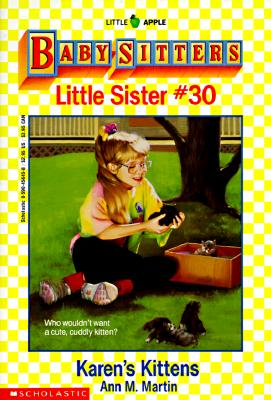 Image for Karen's Kittens (Baby-Sitters Little Sister, Book 30)