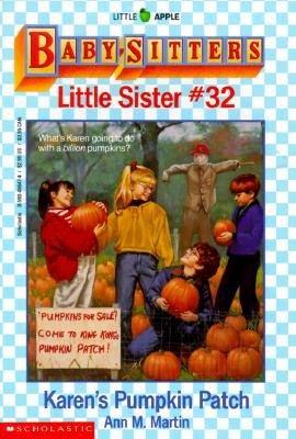 Image for Karen's Pumpkin Patch (Baby-Sitter's Little Sister #32)
