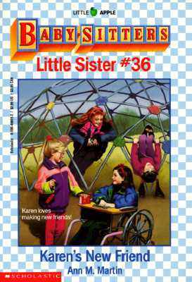 Image for Karen's New Friend (Baby-Sitters Little Sister, No. 36)