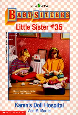 Image for Karen's Doll Hospital (Baby-Sitters Little Sister, No. 35)