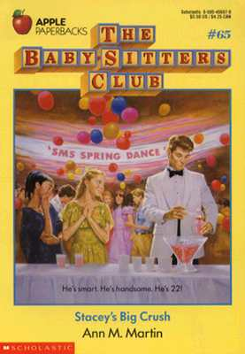 Image for Stacey's Big Crush (Baby-Sitters Club)