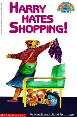 Image for HARRY HATES SHOPPING!