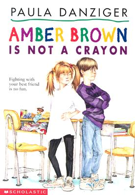 Image for Amber Brown Is Not a Crayon (Amber Brown)