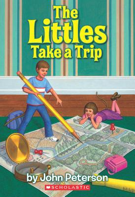 Image for The Littles Take a Trip