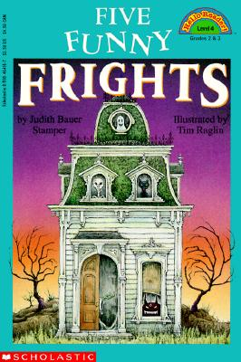 Image for FIVE FUNNY FRIGHTS LEVEL 4