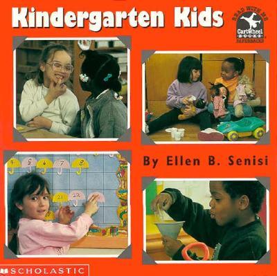 Image for Kindergarten Kids (Read With Me Paperbacks)