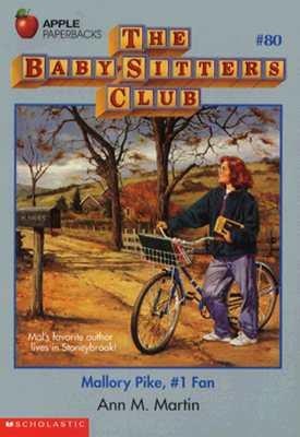Image for Mallory Pike No. 1: Fan (Baby-Sitters Club #80)
