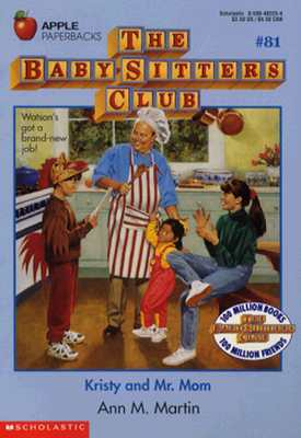 Kristy and Mr. Mom (Baby-sitters Club)