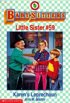 Image for Karen's Leprechaun (Baby-Sitters Little Sister, No. 59)
