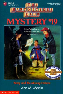 Image for Kristy And The Missing Fortune (The Baby-Sitters Club Mystery)