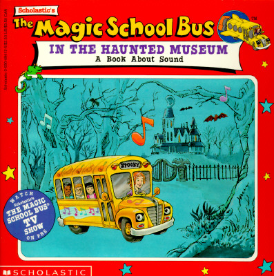 Image for IN THE HAUNTED MUSEUM