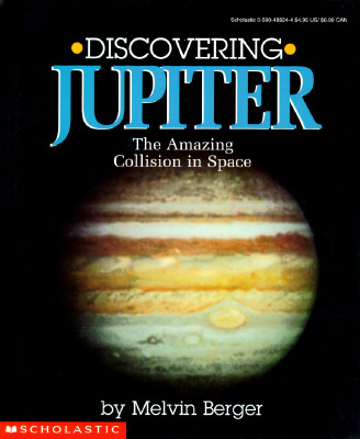 Image for Discovering Jupiter: The Amazing Collision in Space