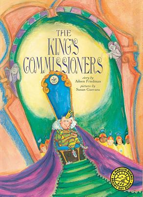 Image for The King's Commissioners (A Marilyn Burns Brainy Day Book)