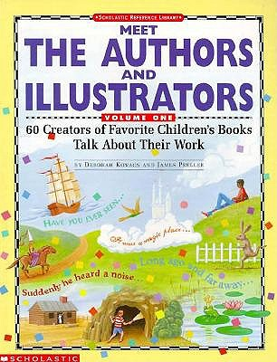 Image for Meet the Authors and Illustrators:Volume 1 (Grades K-6)