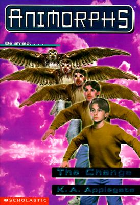 Image for The Change (Animorphs #13)