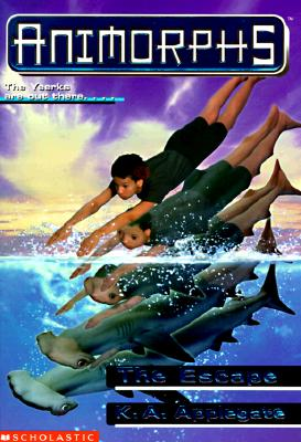 Image for The Escape (Animorphs #15)