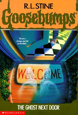 Image for The Ghost Next Door (Goosebumps, No 10)