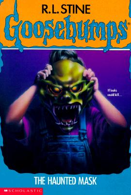 Image for The Haunted Mask (Goosebumps, No 11)
