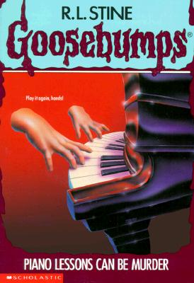 Image for Piano Lessons Can Be Murder (Goosebumps, No 13)