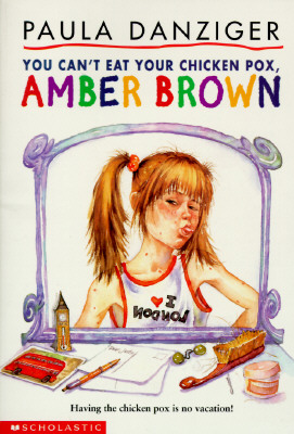 Image for You Can't Eat Your Chicken Pox Amber Brown (Amber Brown)