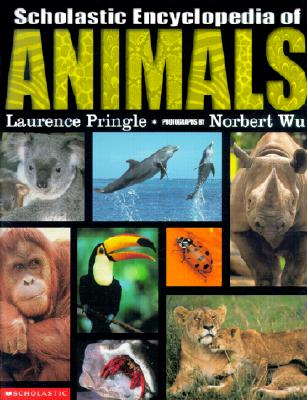 Image for Scholastic Encyclopedia Of Animals