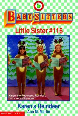 Image for Karen's Reindeer (Baby-Sitters Little Sister #116)