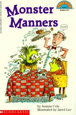 Image for Monster Manners (level 3) (Hello Reader)
