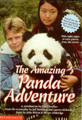 Image for The Amazing Panda Adventure