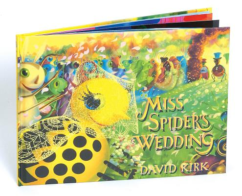 Image for Miss Spider's Wedding (Miss Spider)